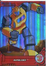 Transformers Optimum Generation 1 Foil Chase Card TF2 Bumblebee