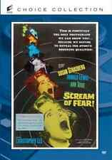 SCREAM OF FEAR / (B&W)-Scream Of Fear  DVD NEW