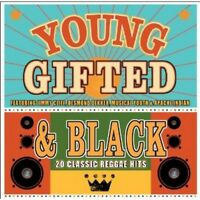 Young, Gifted & And Black - Various Artists (NEW CD)