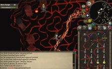 OSRS Old School Runescape 2007 Inferno and Fire Cape Service