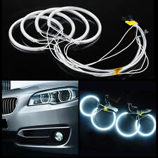 Car CCFL LED Angel Eye Light 6000K Super Bright Car Auto Headlight For BMW E46