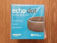 Amazon Echo Dot 3rd Generation Smart Speaker with Alexa - UK Plug Charcoal/Black