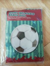 Giant Inflatable Beach Ball, New In Original Packaging