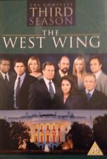 The West Wing - Series 3 (DVD, 2004, 6-Disc Set, Box Set) FREE SHIPPING