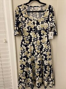 lularoe nicole dress xl Brand New With Tags Has Pockets
