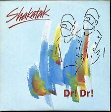 SHAKATAK - DR ! DR ! - CARDBOARD SLEEVE CD MAXI