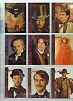 Bram Stoker's Dracula 100 Card Set Foil Stamped by Topps Mint Cards in Sheets