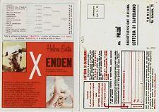 #LOTTERIA DI CAPODANNO 1964..CON PUBBLICITA' HELEN CURTIS