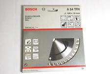 BOSCH TCT CIRCULAR SAW BLADE 160 X 16mm 42T - A 54 TFH