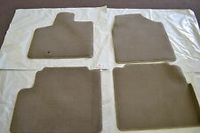 FITS CHRYSLER TOWN AND COUNTRY 2008-2009-2010 4PC   NEW FLOOR MAT SET