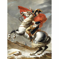 Jacques Louis David Bonaparte Extra Large Art Poster