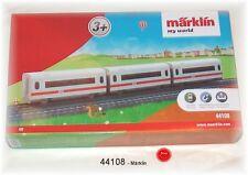 Märklin 44108   Märklin my world - Ergänzungswagen-Set zum ICE 3| Spur H0 #NEU #