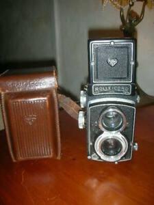 ANCIEN appareil photo rolleicord V