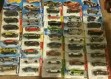 Hot Wheels Mixed lot of 30 on Good Cards