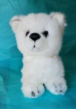 Artic Fox Plush  Snow Furries 1997 Morehead Collection Stuffed Animal Wildlife