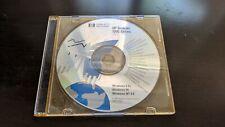 720C HP DESKJET Standard  Printer  CD, Software and manual