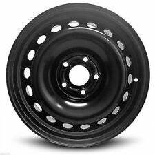 16 Inch Black Steel Wheel Fits Honda Civic 2006 to 2016 WE00936N New