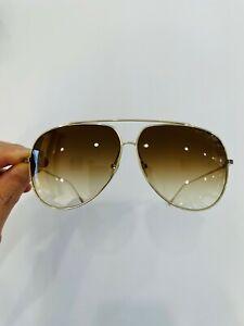 DITA sunglasses Model CONDOR 21005 colour E Gold (NEW) Made in Japan