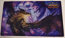 WoW Warcraft TCG Twilight of the Dragons Epic Collection Playmat Mousepad New