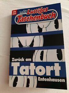 Lustiges Taschenbuch LTB 539 - Zurück am Tatort Entenhausen