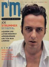 Joe Strummer Queen Stan Ridgway Aswad Masquerade In Tua Nua Queen mag