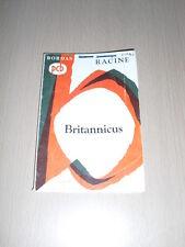 BRITANNICUS Racine