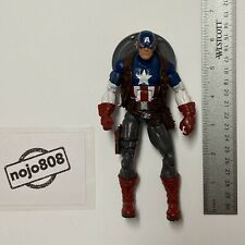 "Marvel Legends Hasbro ULTIMATE CAPTAIN AMERICA 6"" Figure Avengers With Shield"