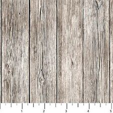 GREY TIMBER WOOD NATURESCAPES LANDSCAPE FABRIC