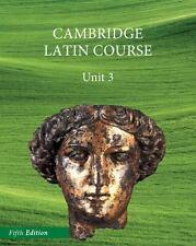 North American Cambridge Latin Course Unit 3 Student's Book (Paperback or Softba