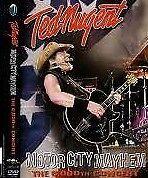TED NUGENT - MOTOR CITY MAYHEM DVD