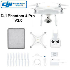 DJI Phantom 4 Pro V2.0 Quadcopter Drone 4K HD Video Camera White AU Warranty