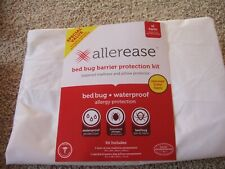 New Bts College Allerease Waterproof Bed Bug Zippered Standard Pillowcase Cover