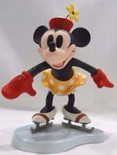 WDCC DISNEY CLASSICS ON ICE MINNIE MOUSE WHEE