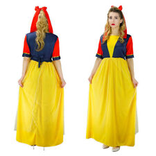 Snow White Disney Princess Fairytale Hen Book Day Womens Fancy Dress Costume