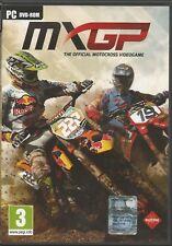 MXGP-The Official Motocross Videogame (PC, 2014, Dvd-Box) con Steam Key Codice