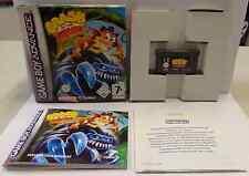 NINTENDO Gioco Game Boy GameBoy Advance Play ITALIANO CRASH OF THE TITANS Ita IT