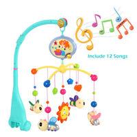 Musikmobile Spieluhr Musikuhr Einschlafhilfe Mobile Kinderbett Baby Spielzeug