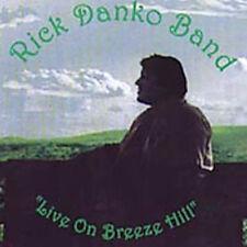 Rick Danko - Live on Breeze Hill [New CD]