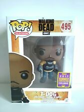Funko pop the walking dead T-Dog- SDCC 2017 Exclusivo-Edición limitada