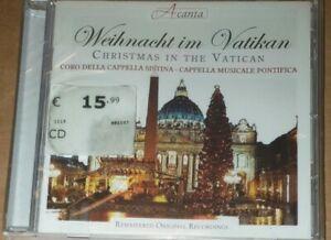 Coro Della Cappella Sistina / Cappella Musicale Po - Christmas In The Vatican^