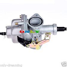 Carburetor Honda XR 125cc XR125 L ATV 3-Wheeler ATC200 ATC200S TRX250 150cc Carb