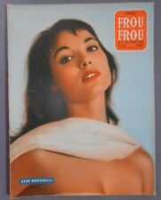 ►FROU-FROU 55/1957 - ELSA MARTINELLI - LILI NIAGARA - NOELLE ADAM -  SHEARING