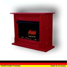 Ethanol Firegel Fireplace Cheminee Caminetti Camino Chimenea Emily Deluxe Red