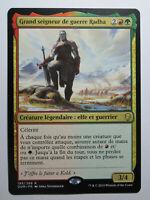 Grand seigneur de guerre Radha    Mtg magic VF