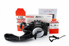 """Rare""[Excellent+++] Pentax MZ-5 35mm Film Camera Black Body From Japan #186619"