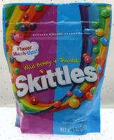 Skittles®  Wild Berry + Tropical ~ Chewy Candy American ~ 9oz Resealable Bag