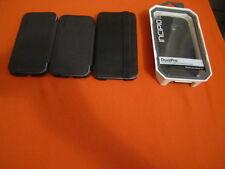 lot of 4 cell phone case Incipio. Read Description For Compatibility