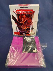 Castlevania Chorus of Mysteries Homebrew Video Game For NES Timewalk