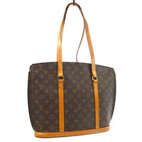 LOUIS VUITTON BABYLONE SHOULDER TOTE BAG VI0935 PURSE MONOGRAM M51102 O03122