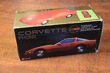Columbia 1986 Chevrolet Little Red Corvette Novelty Telephone Phone - NEW!